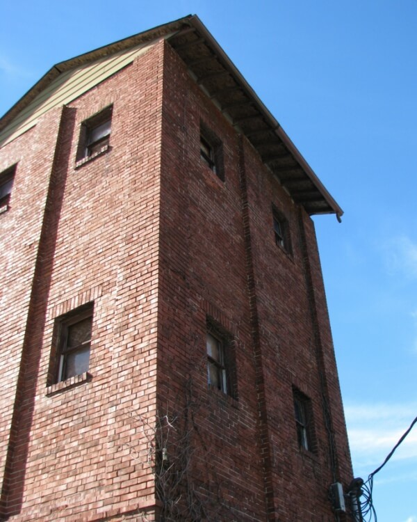 Ice House Tower in Irvington, Indianapolis