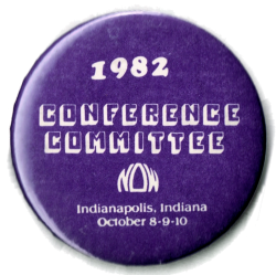 Indianapolis NOW Conference Button