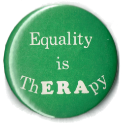 ERA Button, from the 1970s