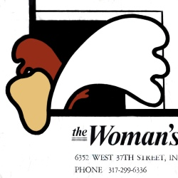 The Woman's Touch Logo